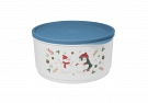 "Round container ""Christmas"" 1,6l"