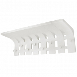 "Shelf ""Slip"", ivory"