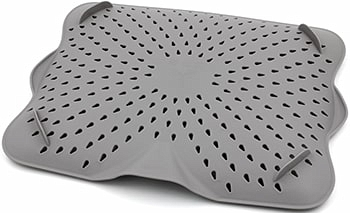 "Drier tray ""Compakt"", smoky gray"